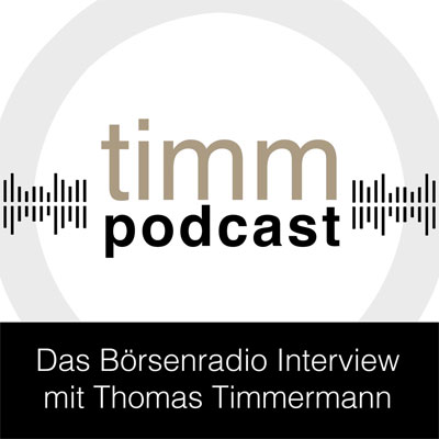 Logo TimmInvest Podcast