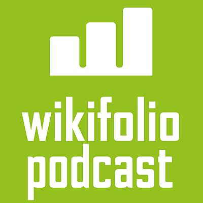 Logo Wikifolio Podcast